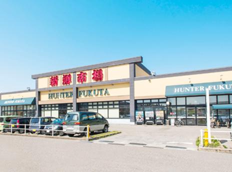 新鮮市場ハンター 福田店